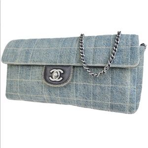 0e472b85 Women Chanel Denim Bag on Poshmark